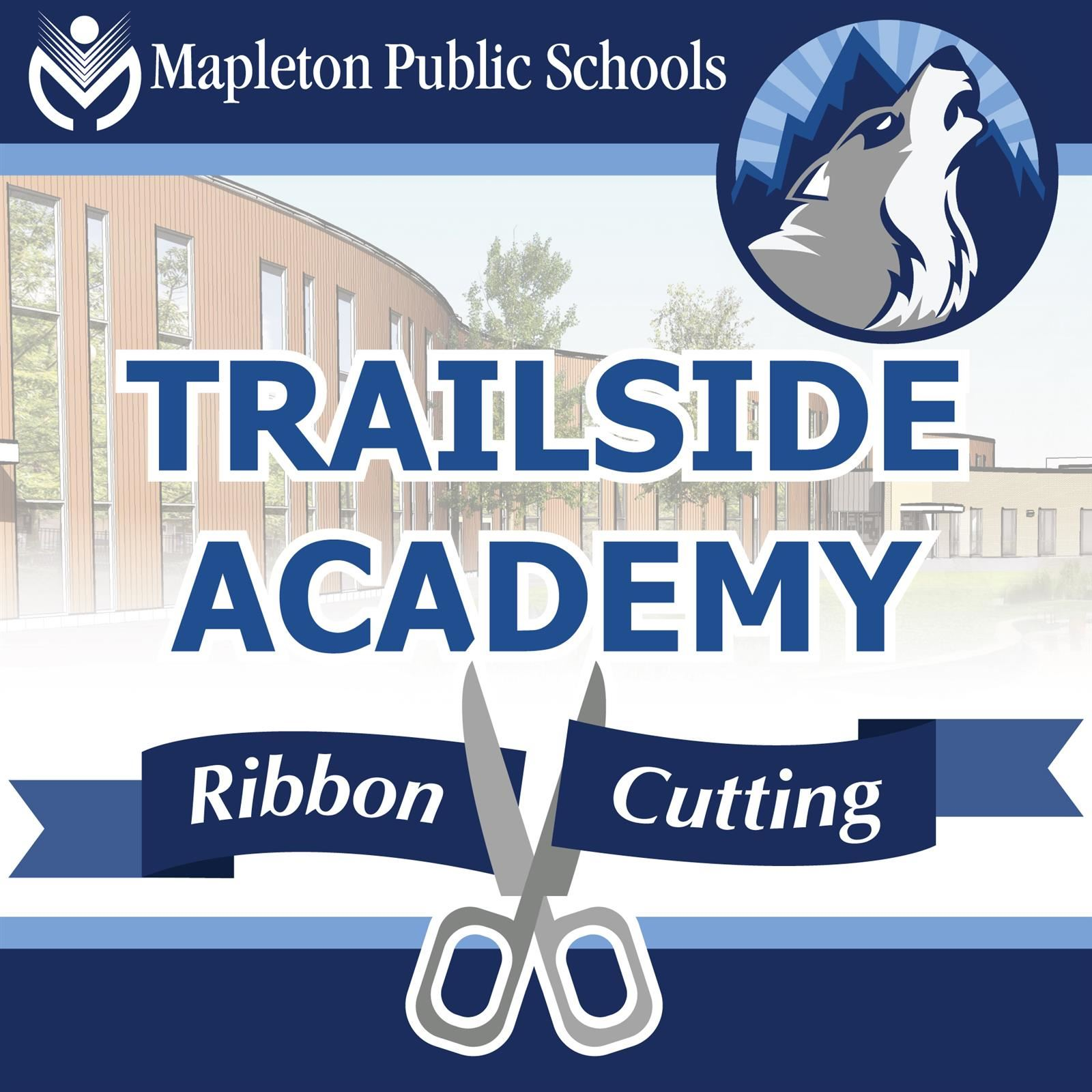 1d9bf7791297 Trailside Academy Ribbon Cutting Ceremony
