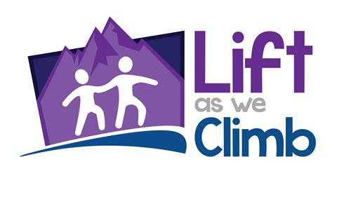 Lift as we Climb Logo