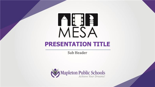 Mapleton PowerPoint Template