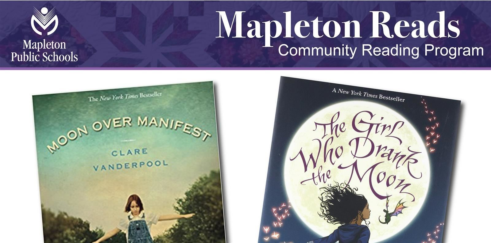 Mapleton Reads