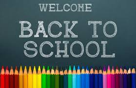Parent & Student Welcome Back Newsletter