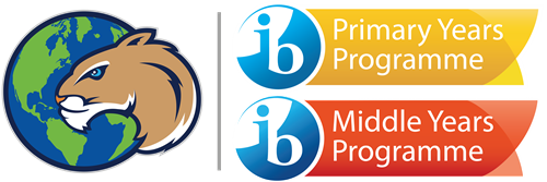 Global Intermediate Academy PYP and MYP Logos