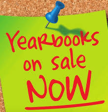 Get your 2019/2020 Yearbook at a huge discount now!!
