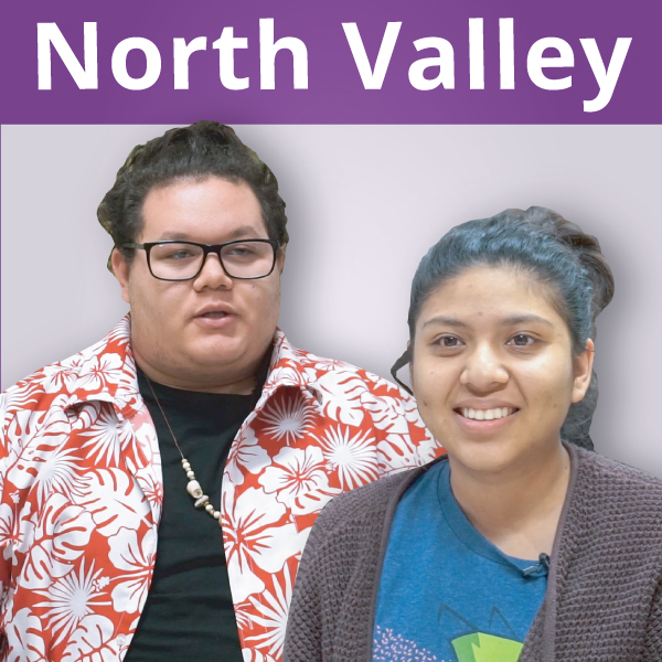 Listen from the students of North Valley!