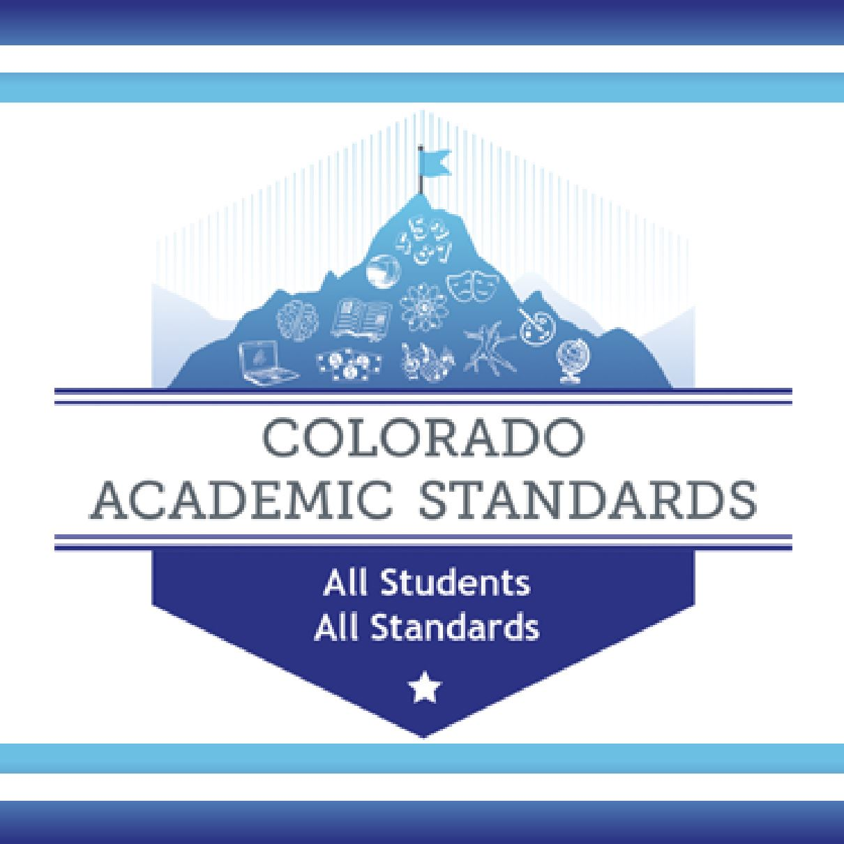 2020 Colorado Academic Standards Logo