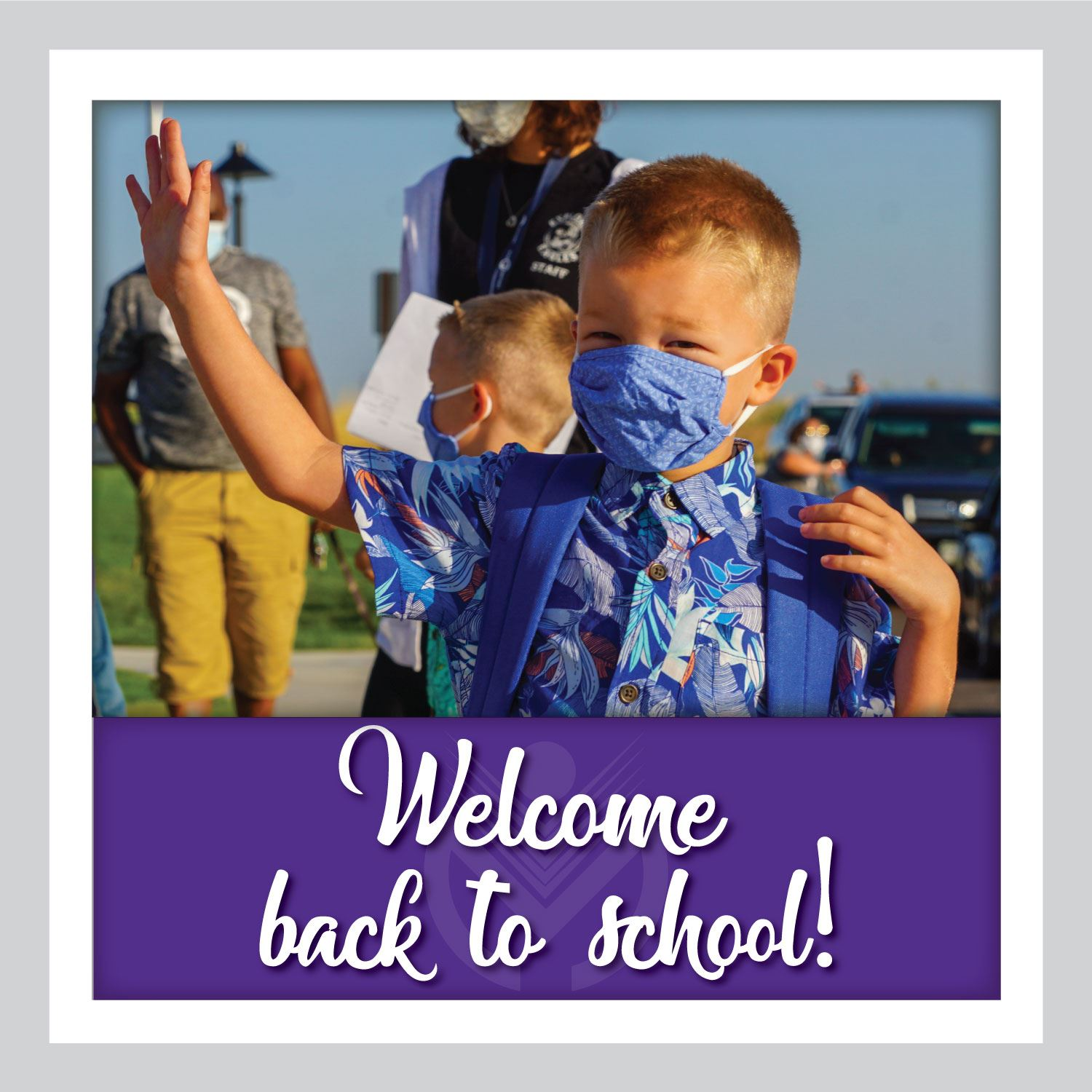 Welcome back, Mapleton!
