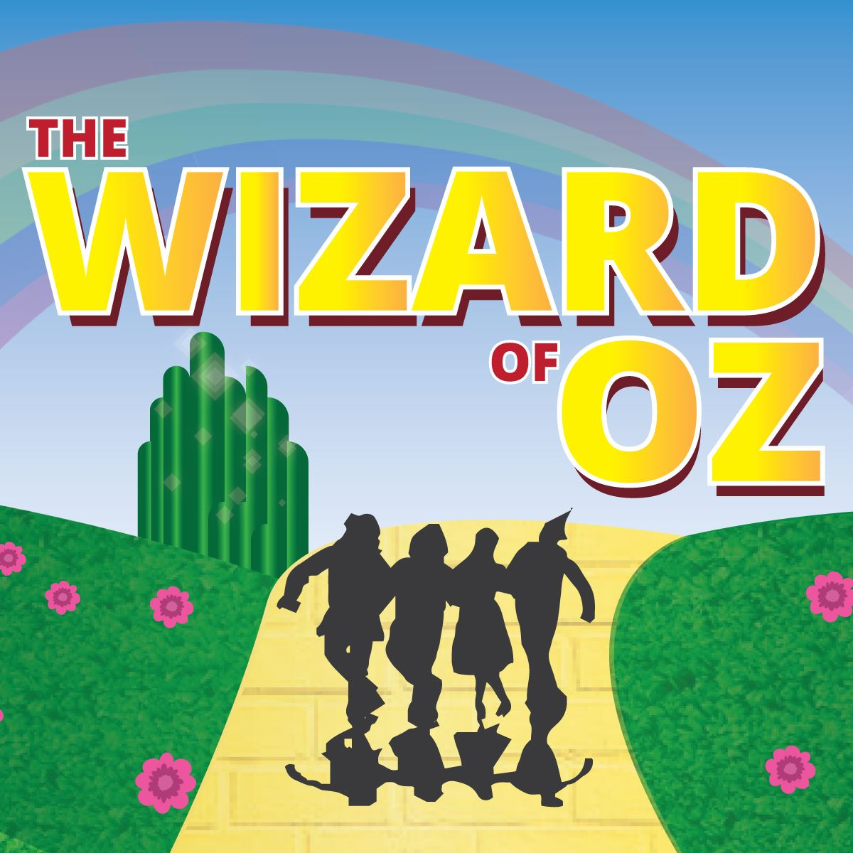 The Wizard of Oz – Mapleton Performing Arts Spring Musical