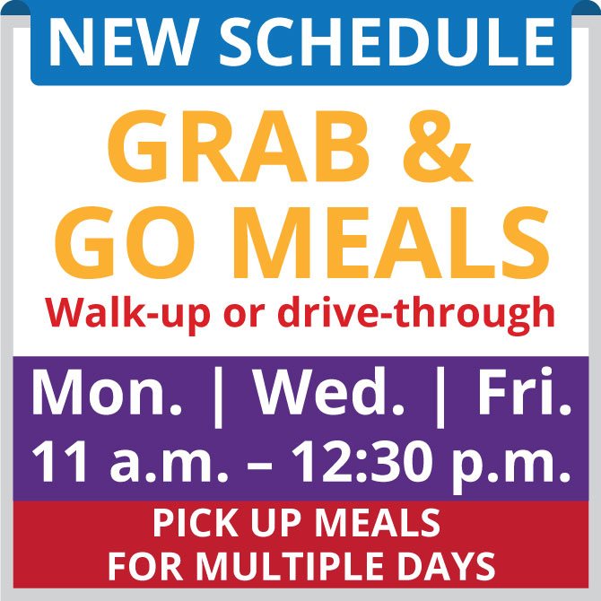 Grab & Go Meals in Mapleton