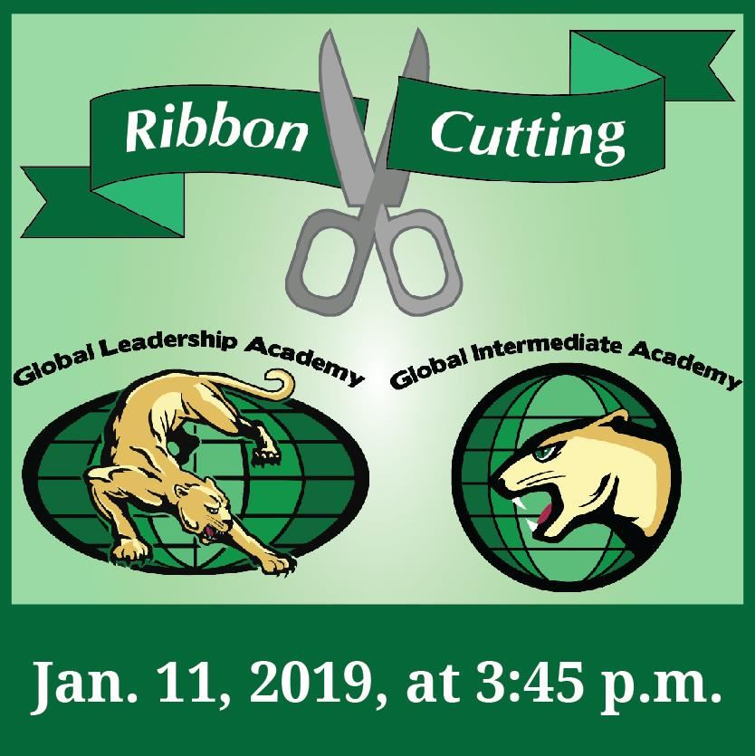 Thumbnail of the GLA Ribbon Cutting Event Flier