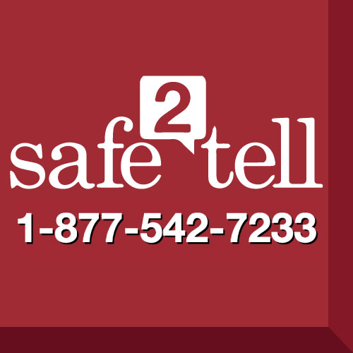 Logo for Safe 2 Tell