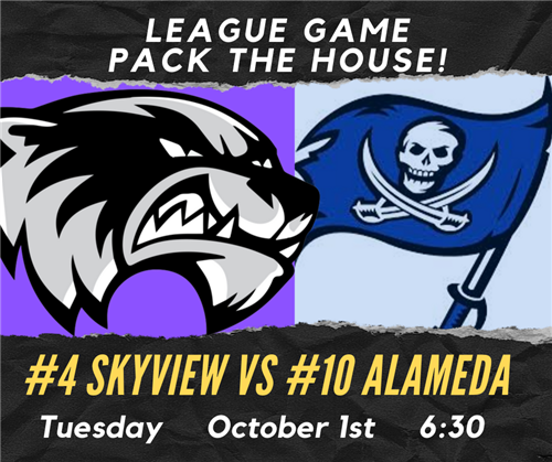 Skyview vs. Alameda