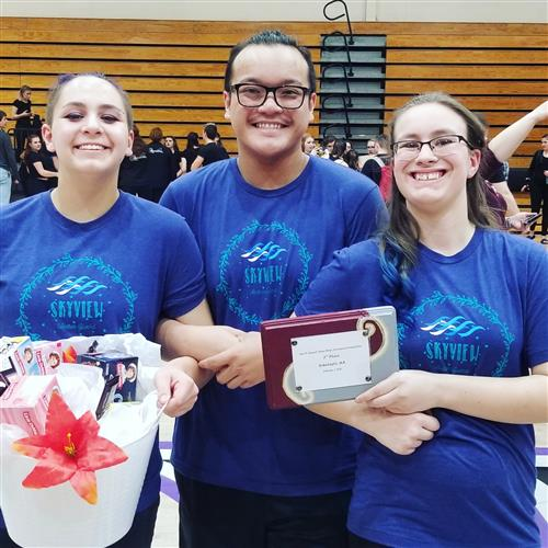 Winter Guard Captains