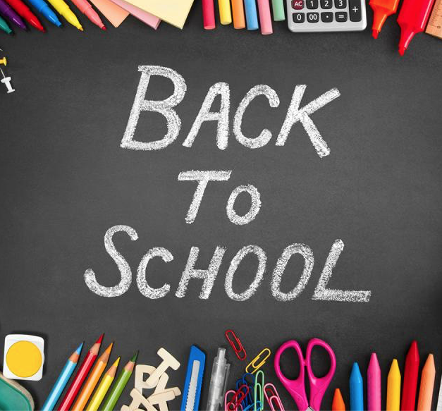 2019-20 Back-to-School Information